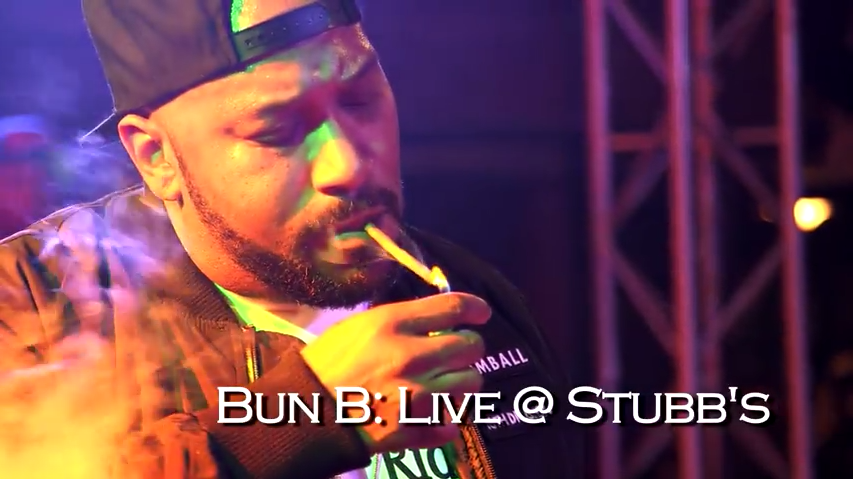 Bun B's Star-Studded SXSW 2015 Birthday Concert