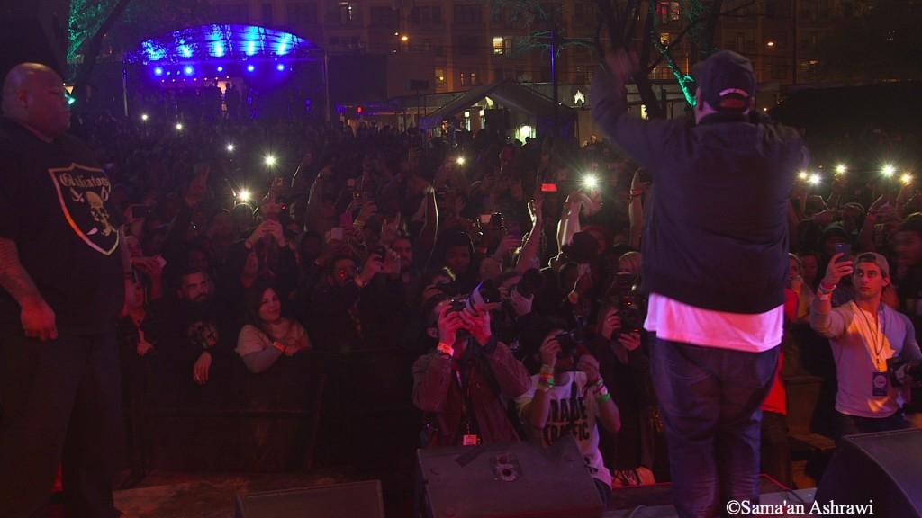 Bun B live at Stubb's, SXSW 2015