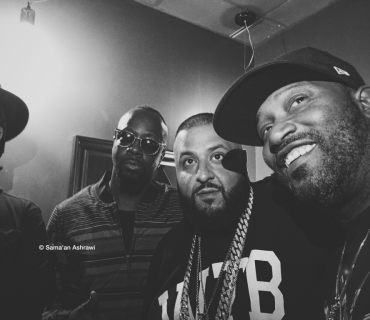 DJ Khaled Brings Out Bun B at SXSW 2016