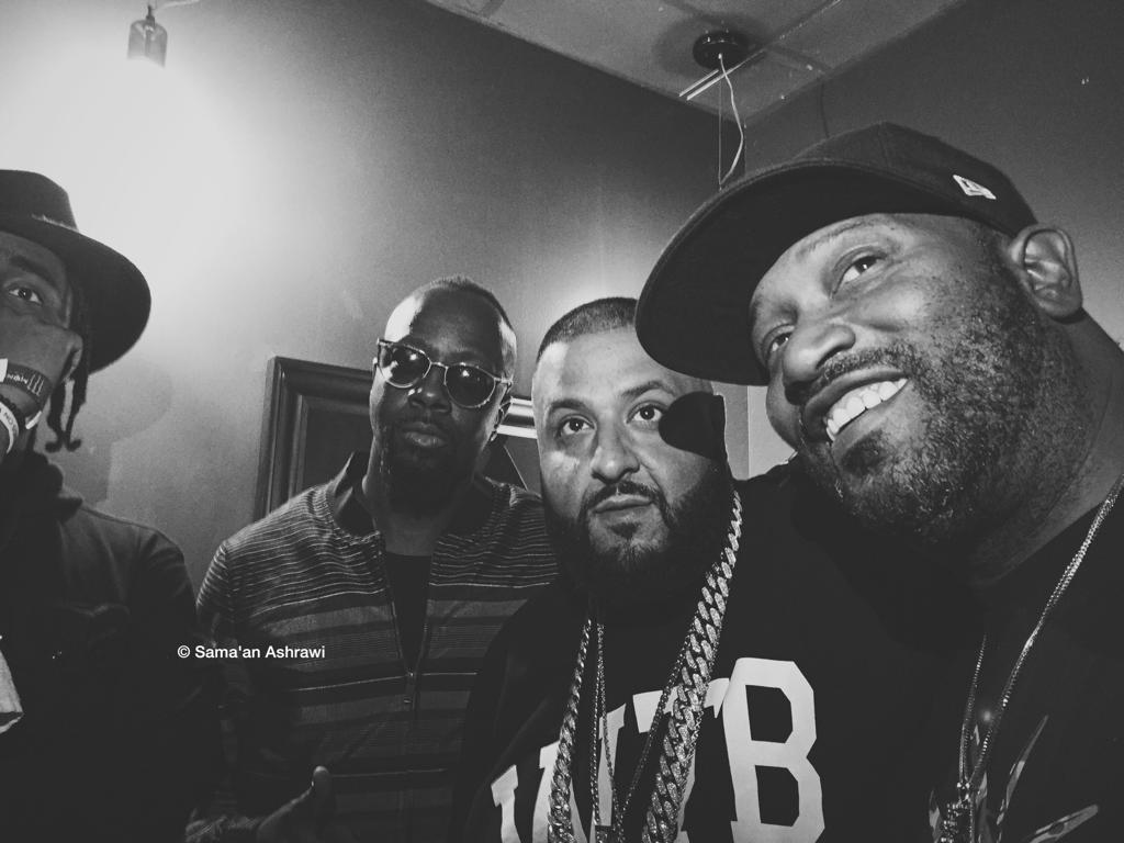 DJ Khaled Brings Out Bun B at SXSW 2016