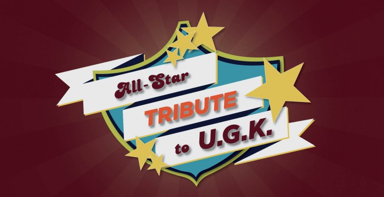 The 'All Star Tribute to UGK' Series by Sama'an Ashrawi