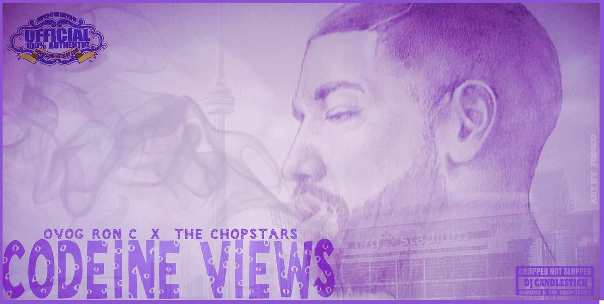 Drake's 'Codeine Views' Arrives via The Chopstars