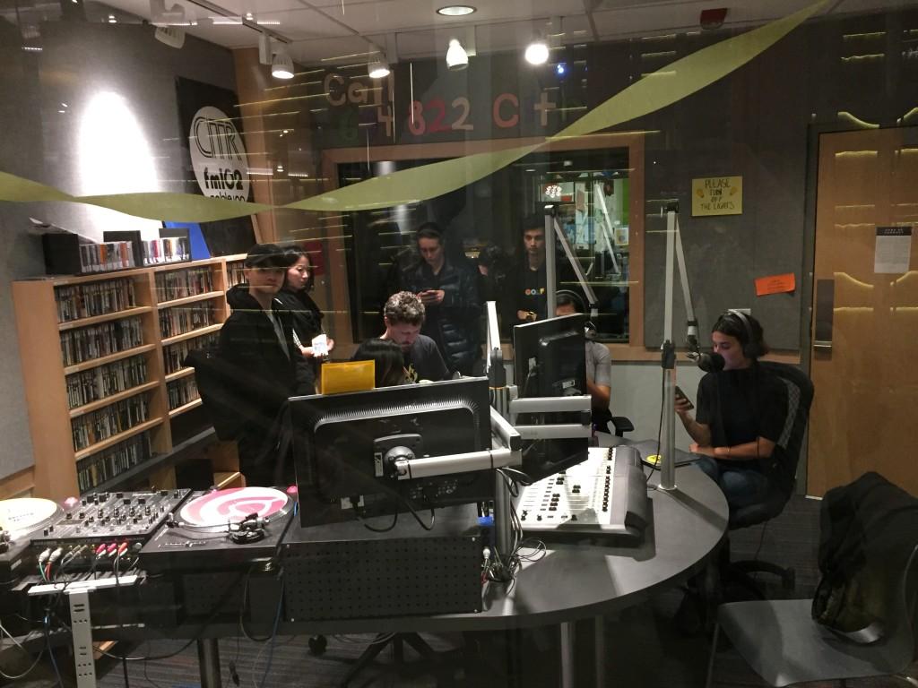 CiTR Student News Show