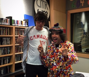 Nardwuar vs. Sama'an Ashrawi: Annotated