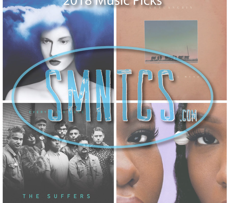 Sama'an's 2018 Music Picks