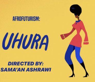 Afrofuturism Interview on Dr. Courtney Cox's (U of Oregon) Af Am Studies Podcast